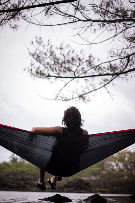 parachute camping hammock is best for camping