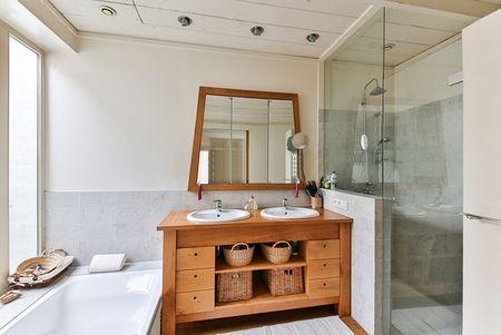Renewing bathroom to increase property value