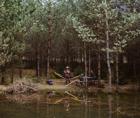 Get to know the best double hammock you can get