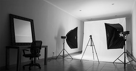 Bali photoshoot service location to rent the photography studio