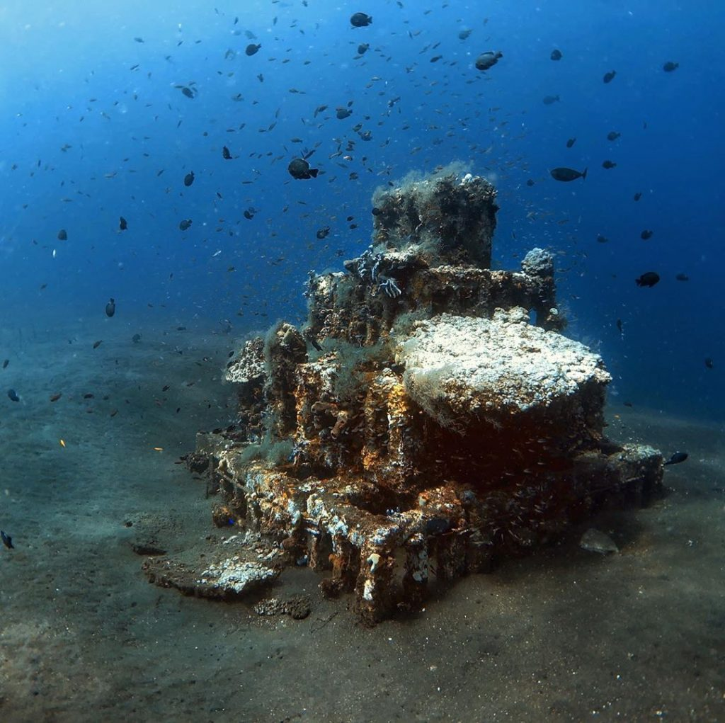 Three Top Sites for Scuba Diving Amed Bali
