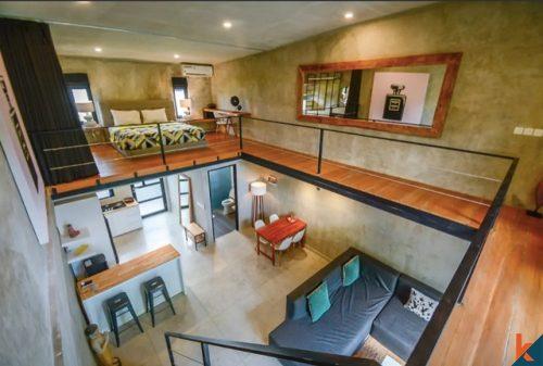 Canggu Bali Villas Open-Concept