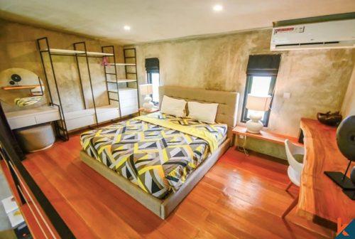 Canggu Bali Villas Bedroom