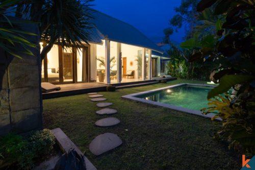 Bali Property Villa Serene Environment