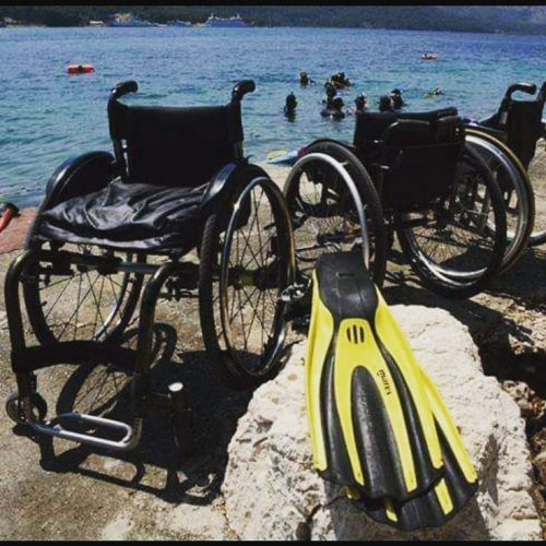 Scuba Diving Lessons for Beginners with Disabilities—Yes, It's Possible!