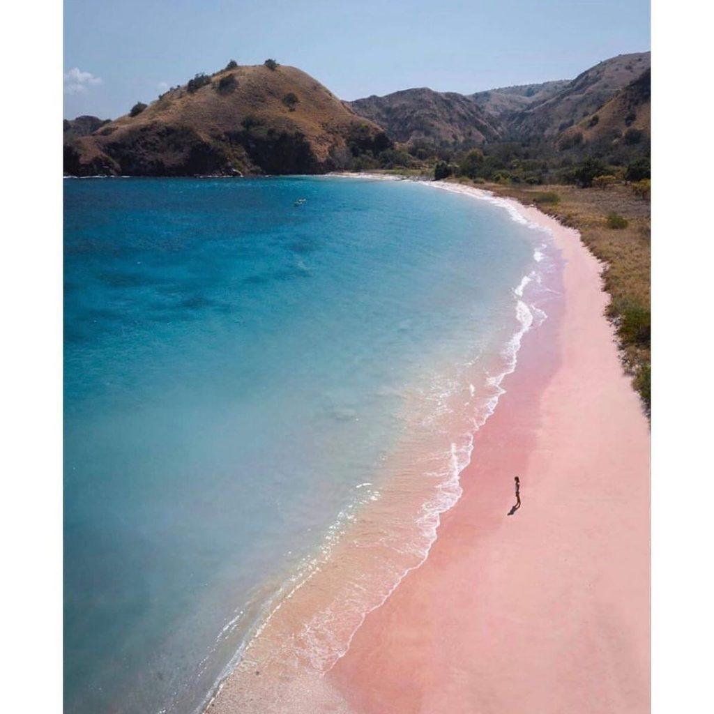 Romance and Pink Beach